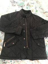 boys barbour jacket 4/5 years brown good condition