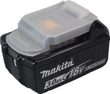 Makita Original Ersatzakku BL1830B Li-Ion 18 V 3,0 Ah Akku Anzeige BL1830