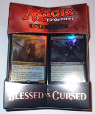 MTG Magic The Gathering Duel Decks - 1x BLESSED VS. CURSED