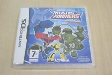Transformers animated: le jeu-Nintendo DS new factory sealed