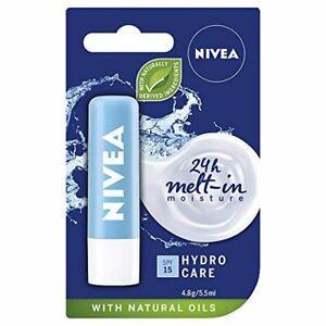 NIVEA Lip Balm Original Care 4.8g Protective lip 6-Flavour Free Express Shipping