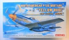 """Meng Model Ls-009 1 48th Scale US P-51d Mustang """"yellow Nose"""""""