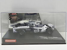 Carrera 25704 Evolution Slot Williams F1 BMW FW24 2003 Livery Car No.3  M. 1:32