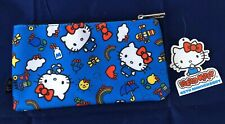 Hello Kitty Officially Licensed Loungefly Cosmetic/coin Bag/anime/UK SELLER