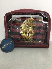 Harry Potter Gryffindor Set of 3 Wash Bag Makeup Bag Womens primark