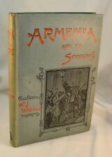 ARMENIA AND ITS SORROWS 1896 ARMENIAN MASSACRES SASSOUN ERZEROUM Genocide