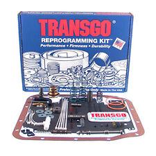 Transgo AODE-3 Full Manual Shift Kit 4R70W 4R75W 4R75E Ford Transmission 4R70E