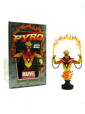 Bowen Designs Pyro Mini Bust Exclusive 95/100 Marvel Sample X-Men New In Box