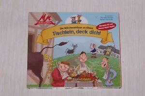 2 Hörspiel Audio CDs: Yakari und Tischlein deck dich
