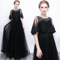NEW Evening Formal Party Ball Gown Prom Bridesmaid Hosting Beaded Long Dress 30