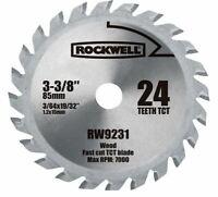 Rockwell RW9231 Versacut Carbide Blade, 24 Teeth