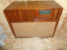 ESTATE* VINTAGE THE FISHER TUBE STEREO CONSOLE C-800 CHASSIS R-20