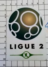 France Patch badge LFP Ligue 2 maillot de foot Nantes, Lens, Nancy 08/09 a 15/16