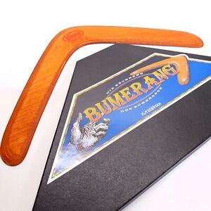 Boomerang / Bumerang Flitzen Gen / Vicon Bommerang Manual + Wax BOXED!