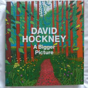 David Hockney - A Bigger Picture - 2012 - Softback - Excellent Condition