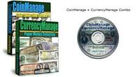 USA Coin + Paper Money Collecting Software. CoinManage USA + CurrencyManage