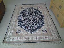 Hand Made 100% Silk Carpet from Turkey