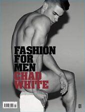 Fashion for Men Magazine Issue #1 Chad White SEALED