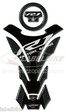 stickers kit 3D CARBON GUARDS TANK compatible Motorcycle YAMAHA R1 R 1