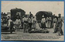 CPA: TAOURIRT (Maroc Oriental) - Transfert de Blessés de Taourirt à Oudjda