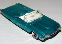 Hot Wheels 63 T-Bird - Ford Thunderbird - Larger Front Wheelwell - Malaysia 1998