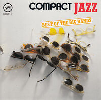COMPACT JAZZ - BEST OF THE BIG BANDS / VARIOUS ARTISTS / CD - NEUWERTIG