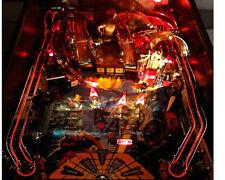 Stern Spiderman Pinball Red Light Wire Mod