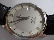 Omega De Ville Prestige Co-axial Chronometer Automatic Swiss Made Watch