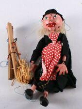 Vintage Pelham Puppet 'Hag' Witch Marionette