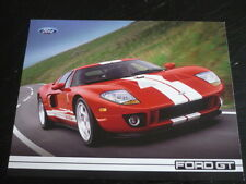 FORD GT SALES 'BROCHURE' SHEET 2005