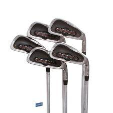 Spalding Paradox Steel Irons 3-9 / Regular Shaft Spalding