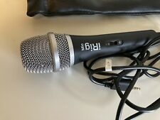 iRig Wired Microphone for iPhone