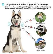 Anti Bark Collar Rechargeable Training Waterproof Upgraded No Harm Dog Collar