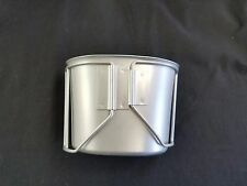 U.S Army Stainless Steel Canteen Cup 1 Quart New