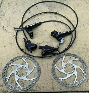 Shimano Deore MTB Hydraulic Disc Brakes BR-M615 SEE DESCRIPTION