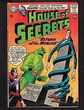 House of Secrets #68 ~ Return of the Morloo ~~ (5.0) WH