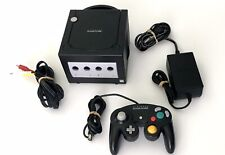 Nintendo Gamecube Console With Controller And Hookups All OEM