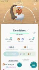 Pokémon Go Compte - Account + Démétéros / Landorus High PC !!!!