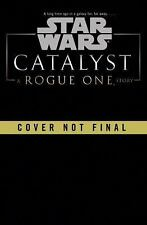 Star Wars: Catalyst : A Rogue One Story by James Luceno (2016, CD, Unabridged)