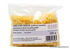 Cera d'api gialla qualità per cosmetica - ZEUS - 100 g