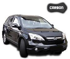 Hood Bra Honda CR V CARBON Front End Car Mask Cover Bonnet Stone protection