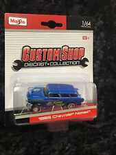 1955 Chevrolet Nomad Maisto Custom shop 1/64 diecast collection