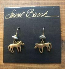 Laurel Burch Primal Horse Earrings - New