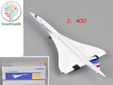 Diecast 1:400 Aircraft 1976-2003 Air France Plane Model Airplane Toy