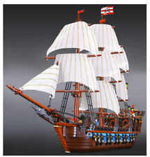Imperial Flagship Pirates of the Caribbean Big movie Building toy 1717pcs no box