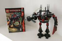 LEGO EXOFORCE 7702 - Thunder Fury COMPLETE