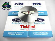 "ALLOY CENTER WHEEL CAP GENUINE FORD / TICKFORD AU XR6 XR8 FOR 17"" RIMS (4) N O S"