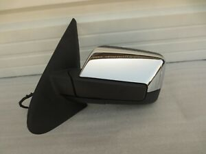2007-2014 Ford Expedition/ Lincoln Navigator Left Driver OEM Door Side Mirror