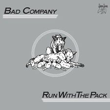 Run with the Pack [Deluxe Edition] [2CD] [Digipak] by Bad Company (CD, May-2017, 2 Discs, Atlantic (Label))