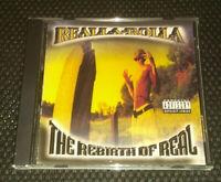 Realla-Rolla - The Rebirth of Real (CD, 1999, Rite-Chus) RARE & OOP & HTF G-FUNK